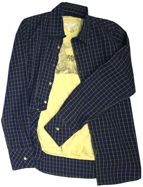 Camisa de cuadros Kosiuko 2