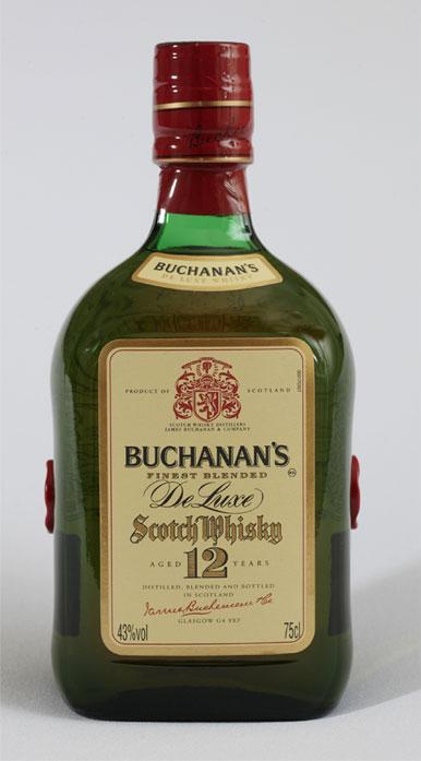 Buchanan's DeLuxe es un whisky con 12 años de añejamiento 2