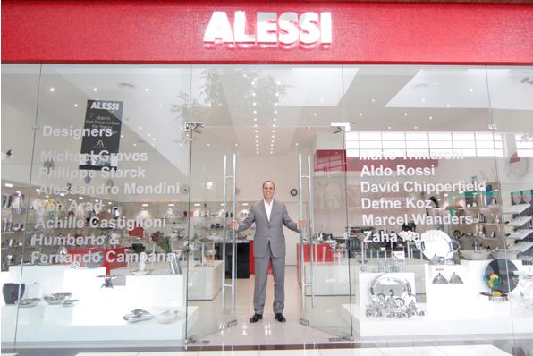 Alessi Store México, abre sus puertas 2