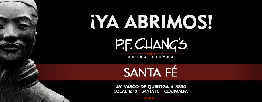 PF Changs Mexico