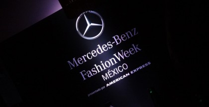 Mercedes-Benz Fashion Week México