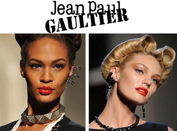 Jean Paul Gaultier: Runway - Paris Fashion Week Spring / Summer 2012