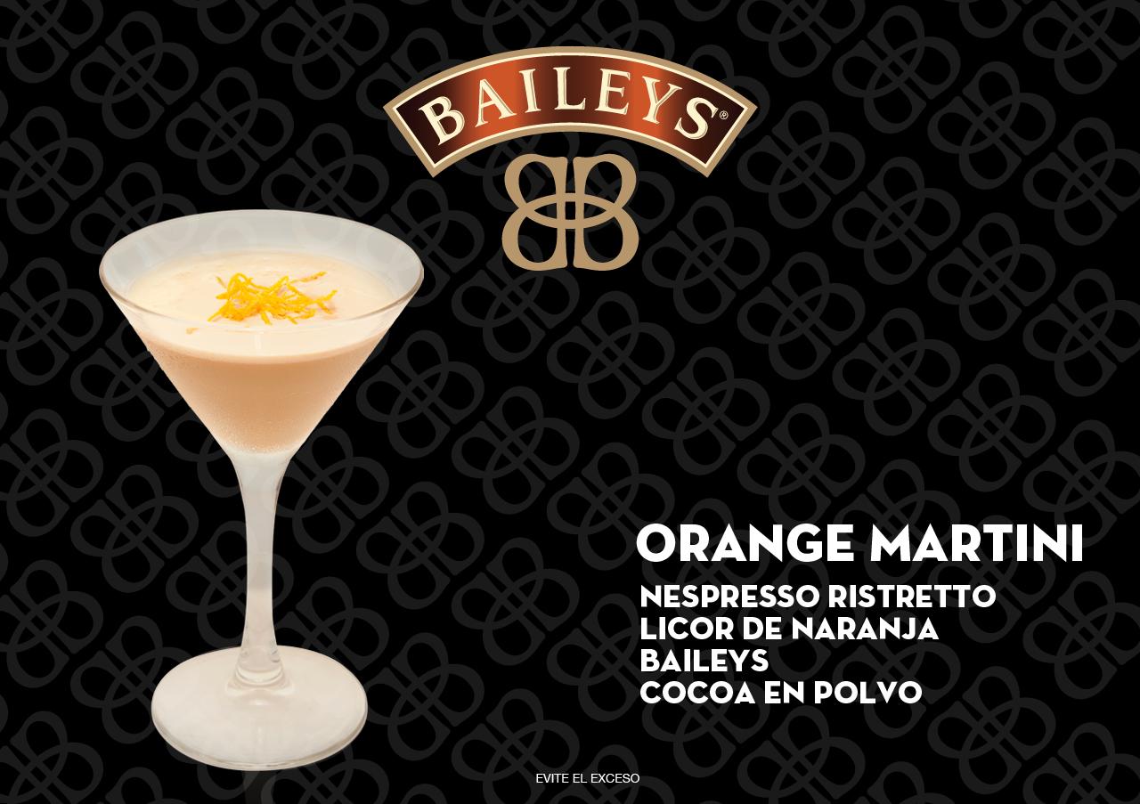 Orange-Martini