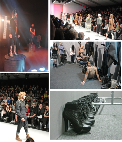 Not another Fashion Week México blog post