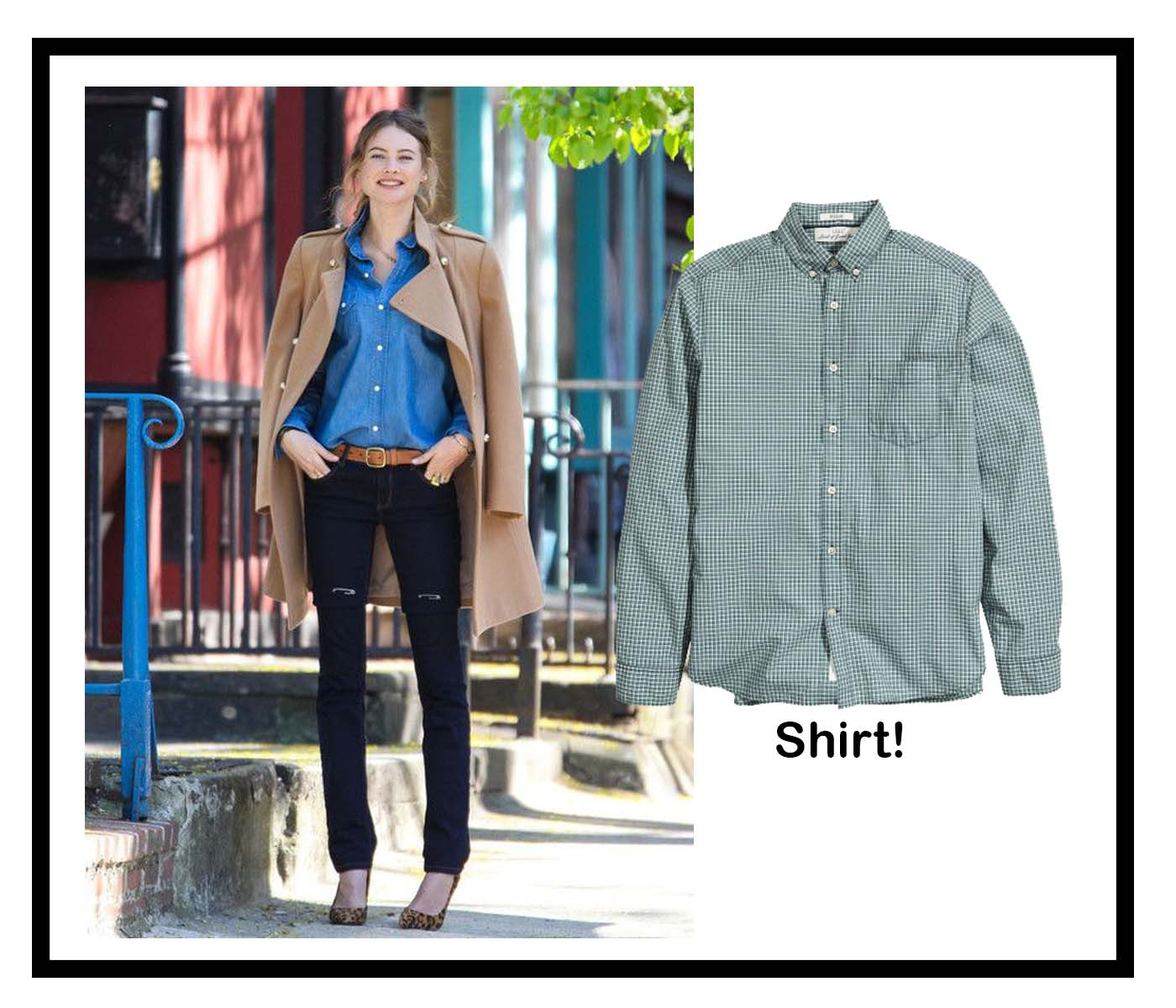 Shirt Look