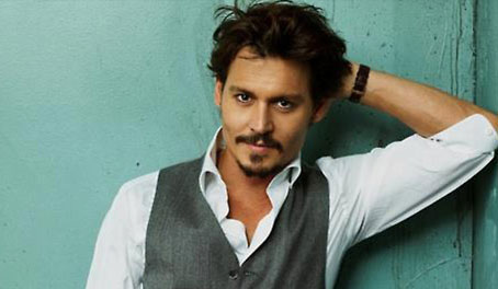 Johnny Depp barba perilla