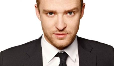 Justin Timberlake barba de tres dias