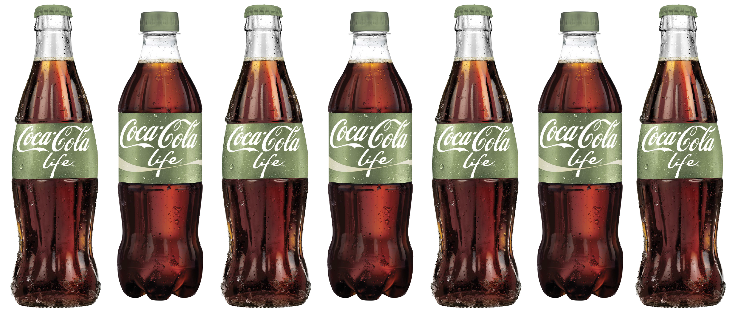 La nueva cara de Coca Cola