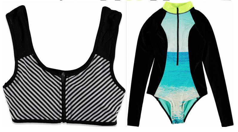 Forever21 presenta Surf & Swim