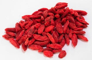 Superfoods: goji berries