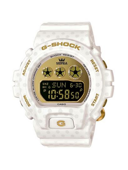 G-Shock + SUPRA